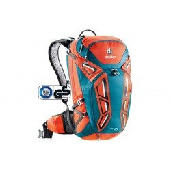 Deuter Attack 20 Papaya Petrol