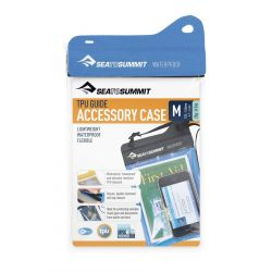 Sea to Summit TPU Accessory Case M (Blue)