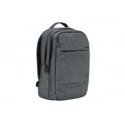 Incase City Backpack Heather Black