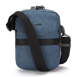Pacsafe Metrosafe X Anti-Theft Compact Crossbody (Dark Denim)