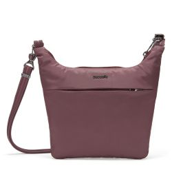 Pacsafe Cruise Anti-Theft On The Go Crossbody (Pinot)