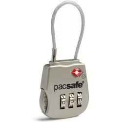 Pacsafe Prosafe 800 TSA Combination Cable Padlock