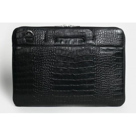 ISSA HARA Mac13 Black Croco