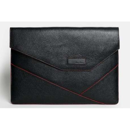 ISSA HARA MacBook 13 Black Red