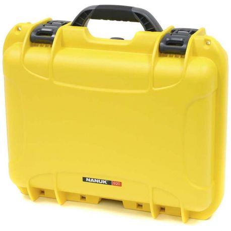 Nanuk 920 (Yellow) Foam