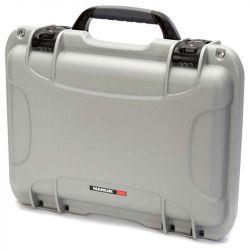 Nanuk 923 (Silver) with Laptop Kit and Strap