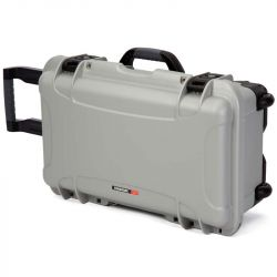 Nanuk 935 (Silver) Foam 6UP Pistol Case