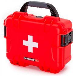 Nanuk 904 (Red) First Aid