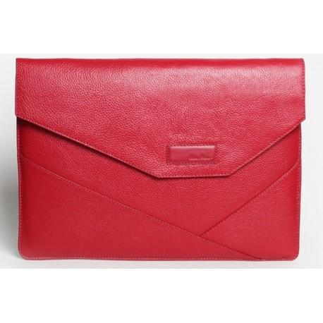 ISSA HARA MacBook 13 Red