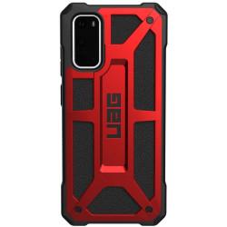 UAG Monarch (Galaxy S20) Crimson