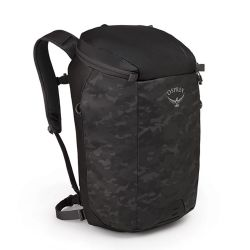 Osprey Transporter Zip (Camo Black)