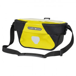 Гермосумка Ortlieb Ultimate Six Classic Yellow/Black велосипедная 5 л