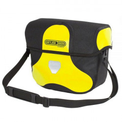 Гермосумка Ortlieb Ultimate Six Classic Yellow/Black велосипедная 7 л