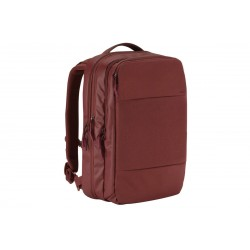 Incase City Commuter Backpack (Deep Red)