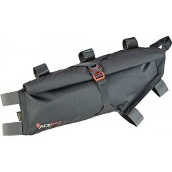 Acepac Roll Frame Bag L (Gray)