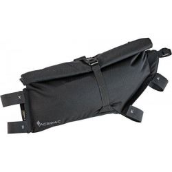 Acepac Roll Frame Bag L (Black)