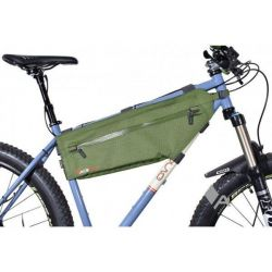 Acepac Zip Frame Bag L (Green)