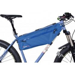 Acepac Zip Frame Bag L (Blue)