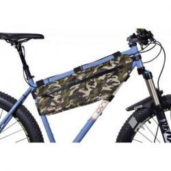 Acepac Zip Frame Bag L (Camo)