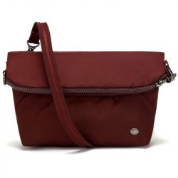 Pacsafe Citysafe CX Convertible Crossbody (Merlot)