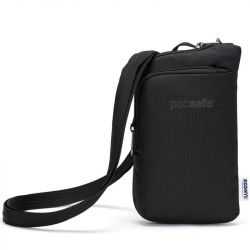 Pacsafe Daysafe Econyl Tech Crossbody (Black)