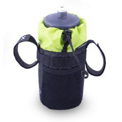 Acepac Bike Bottle Bag Nylon (Black)