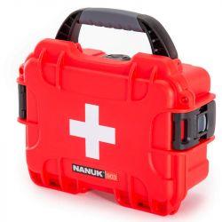 Nanuk 903 (Red) First Aid