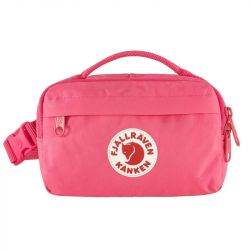 Fjallraven Kanken Hip Pack (Flamingo Pink)