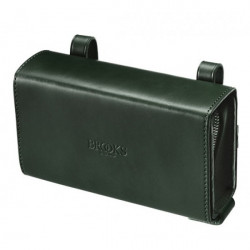 Brooks D-Shaped Saddle Bag (Green)