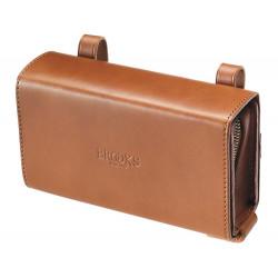 Brooks D-Shaped Saddle Bag (Honey)