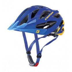 Cratoni Miuro L/XL (Yellow-Blue Glossy) 58-62 см