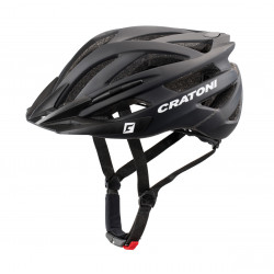 Cratoni Agravic M/L (Black Matt) 54-59 см
