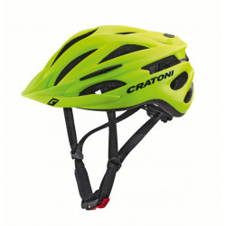 Cratoni Pacer+ S-M (Lime Matt) 54-58 см