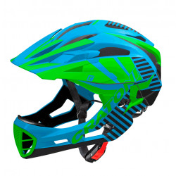 Cratoni C-Maniac Limited Edition S/M (Blue/Green/Black Matt) 52-56 см