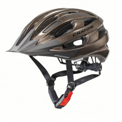 Велошлем Cratoni Velon UNI (54-60 см) коричневый