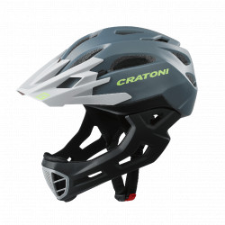 Cratoni C-Maniac S/M (Anthracite-Black Matt) 52-56 см