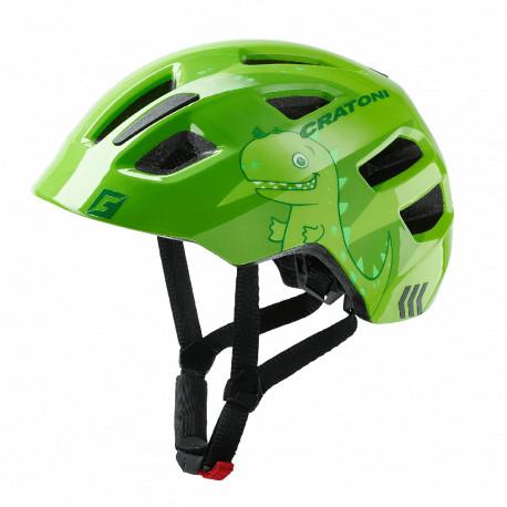 Cratoni Maxster XS-S (Dino Green Glossy) 46-51 см