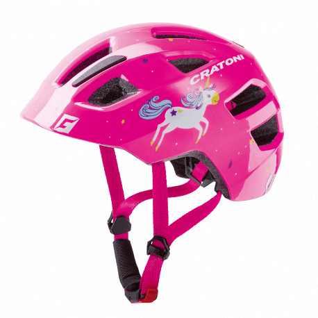 Cratoni Maxster S-M (Unicorn Pink Glossy) 51-56 см