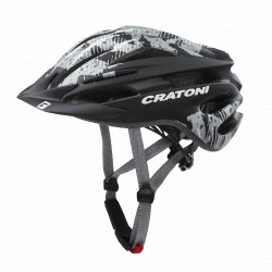 Cratoni Pacer S-M (Black Anthracite Matt) 54-58 см