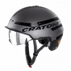 Cratoni SmartRide S-M (Anthracite Matt) 54-58 см