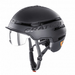 Cratoni SmartRide S-M (Black Matt) 54-58 см