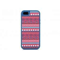 Speck FabShell DigiTribe Pink/Blue (iPhone SE/5/5s)