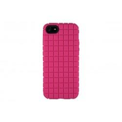 Speck PixelSkin Raspberry Pink (iPhone SE/5/5s)