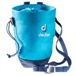 Deuter Gravity Chalk Bag II M (Azure Navy)