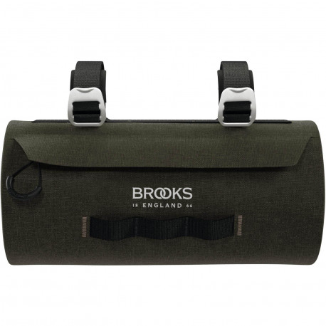 Brooks Scape Handlebar Pouch (Mud)