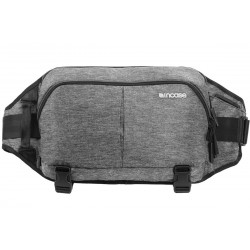 Incase Reform Collection Sling Pack Heather Black