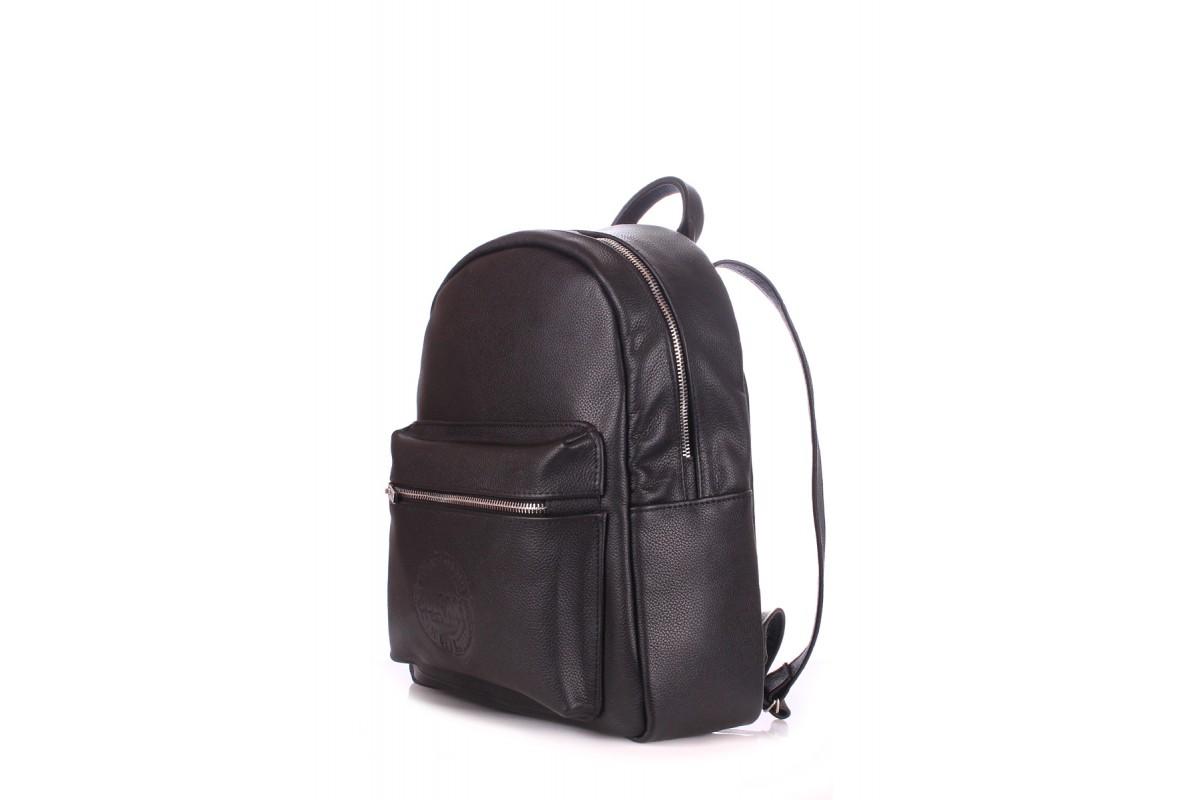 35966650399a ProBag  Рюкзак женский кожаный POOLPARTY Xs Bckpck Leather Black ...