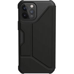 UAG Metropolis (iPhone 12 Pro Max) Satn Black
