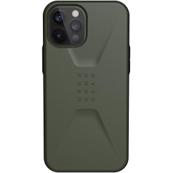 UAG Civilian (iPhone 12 Pro Max) Olive