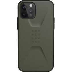 UAG Civilian (iPhone 12/12 Pro) Olive